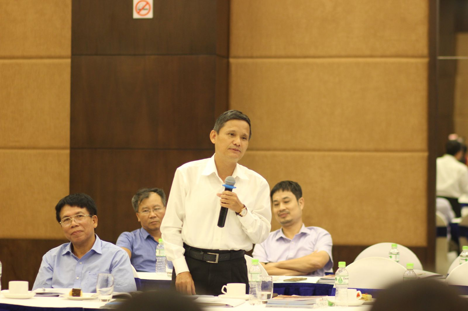 Ông Nguyễn Trọng Ninh