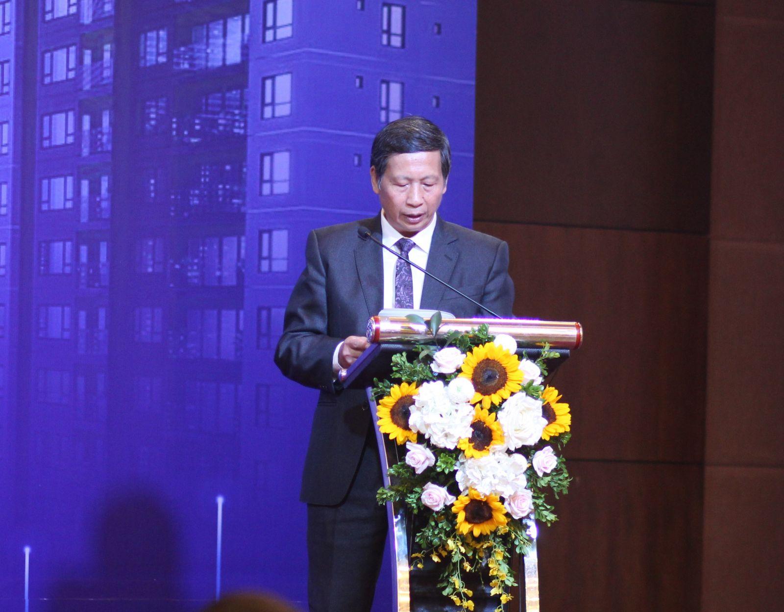Ông Đỗ Viết Chiến, Tổng thư ký VNREA.