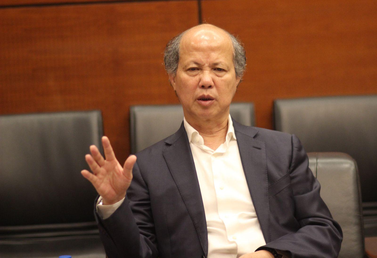 Chủ tịch VNREA Nguyễn Trần Nam.