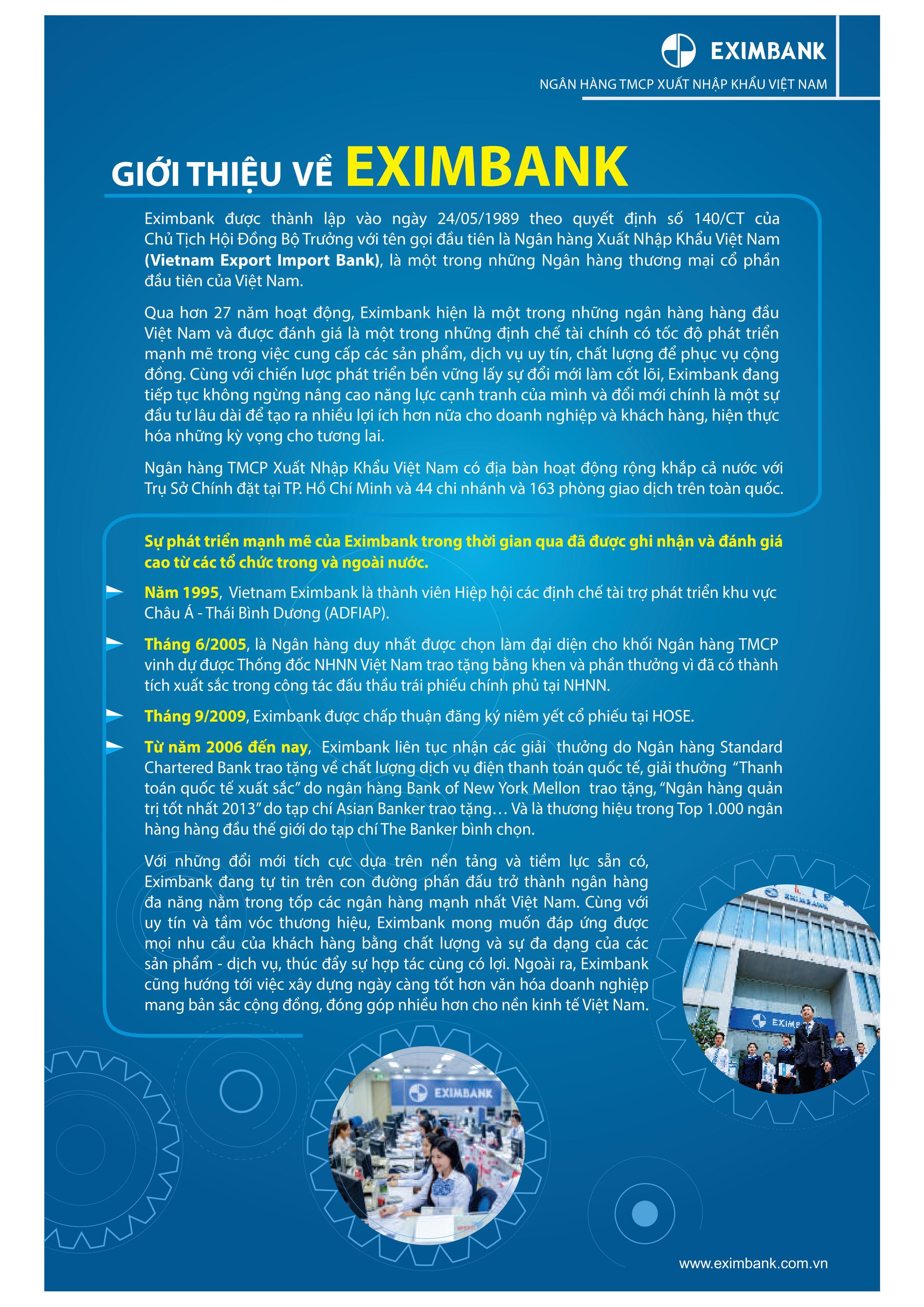 Ngân hàng TMCP Xuất nhập khẩu Việt Nam