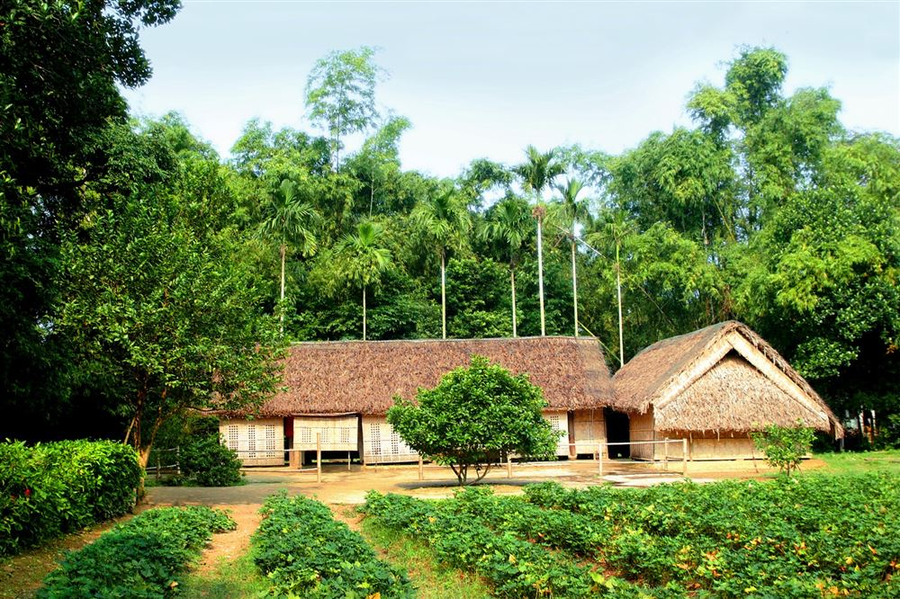 Phong thủy trong ngôi nhà truyền thống nhìn từ xu hướng xanh