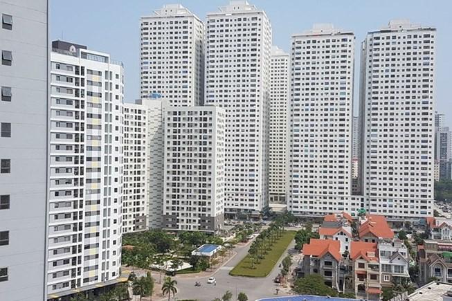 Nhiều dự án có mật độ xây dựng dày đặc tập trung cư dân quá đông đúc, phức tạp.