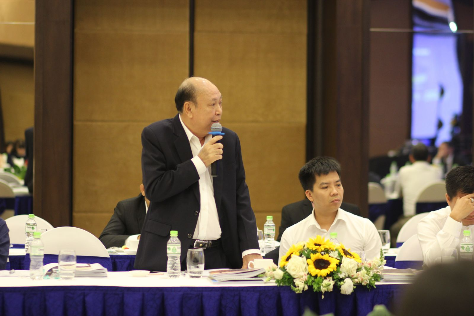 Ông Trịnh Quang Tiến