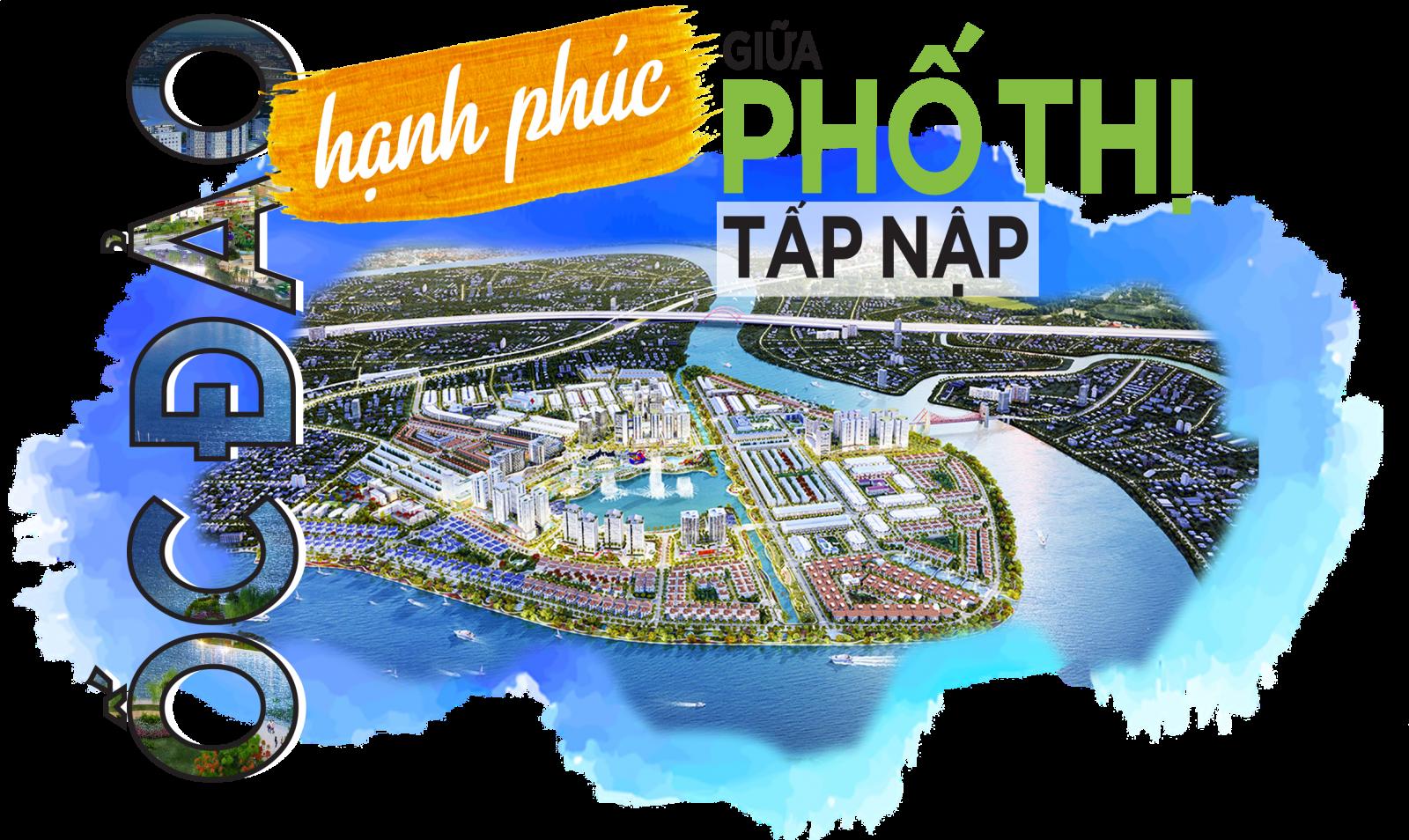 """Van Phuc City: """"Ốc đảo hạnh phúc"""" giữa phố thị tấp nập"""