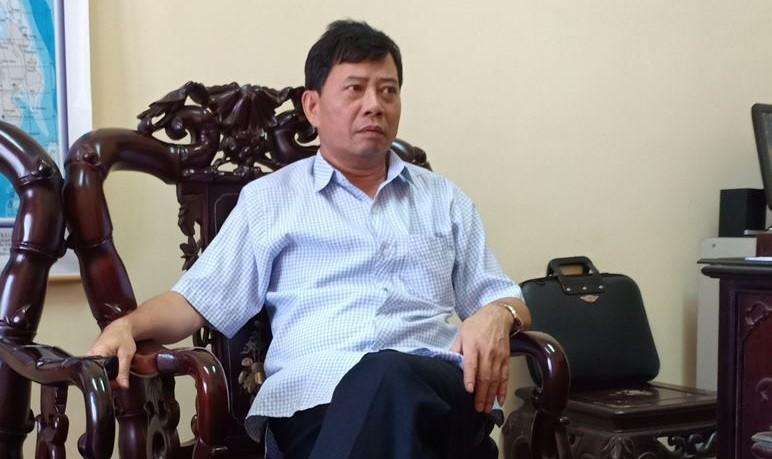 Ông Nguyễn Đình Tuy là ai mà ngang nhiên chống lệnh tỉnh, Trung ương?