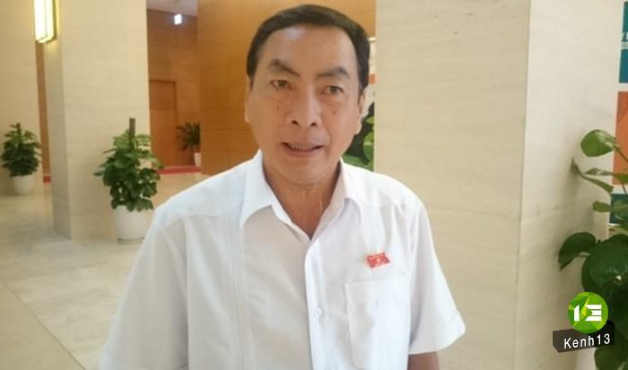 Đại biểu Quốc hội Phạm Văn Hòa.