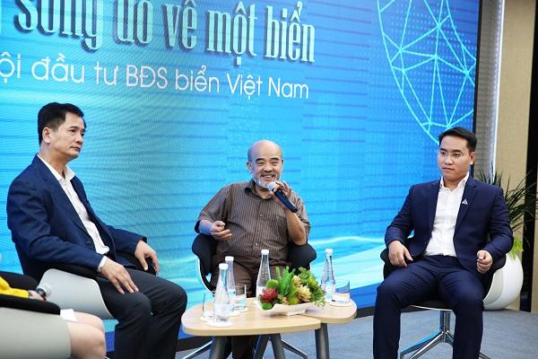 GS Đặng Hùng Võ đánh giá về tiềm năng đất biển miền Trung, đặc biệt các địa phương mới nổi như Phú Yên, Quảng Bình.