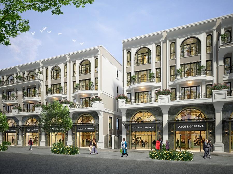 Tập đoàn Đại Phúc là đơn vị tiên phong tại TP.HCM tiên phong loại hình bất động sản Shop-villa -Ảnh: ĐP