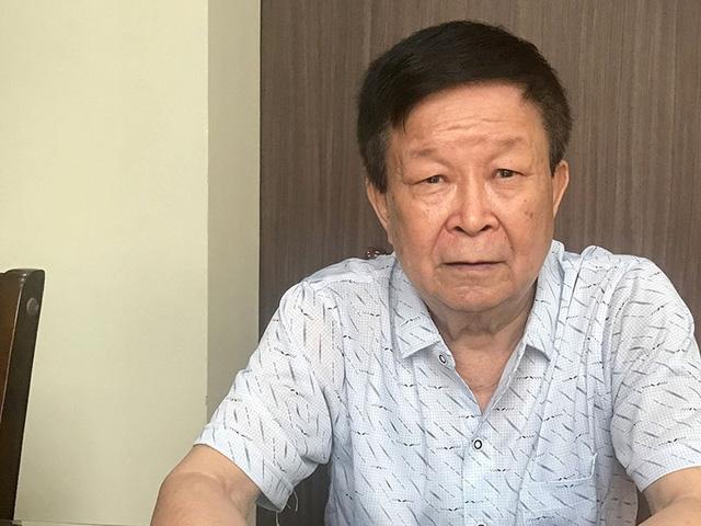 ông Nguyễn Văn Cung, Chủ tịch Hiệp hội xi măng Việt Nam