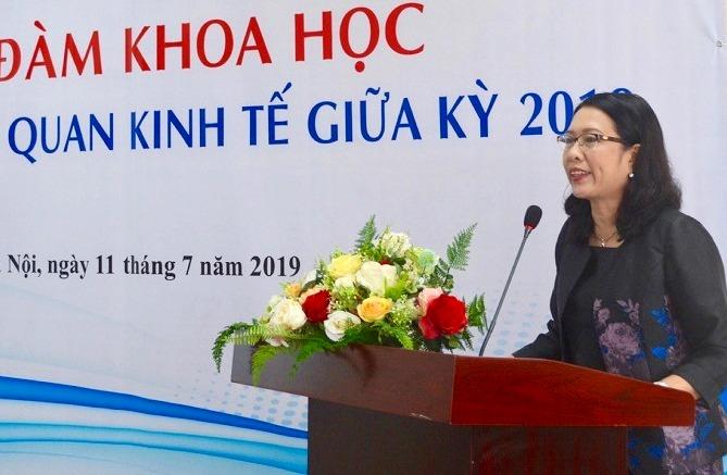 TS. Trần Thị Hồng Minh