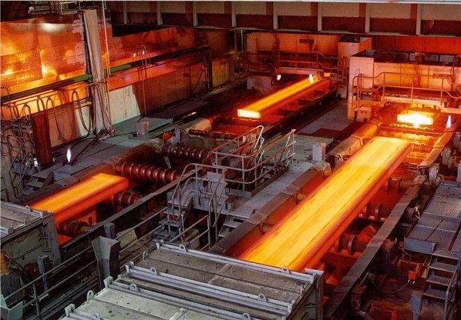 Chủ động được nguồn cung giúp các doanh nghiệp thép ít bị tác động khi bị áp thuế