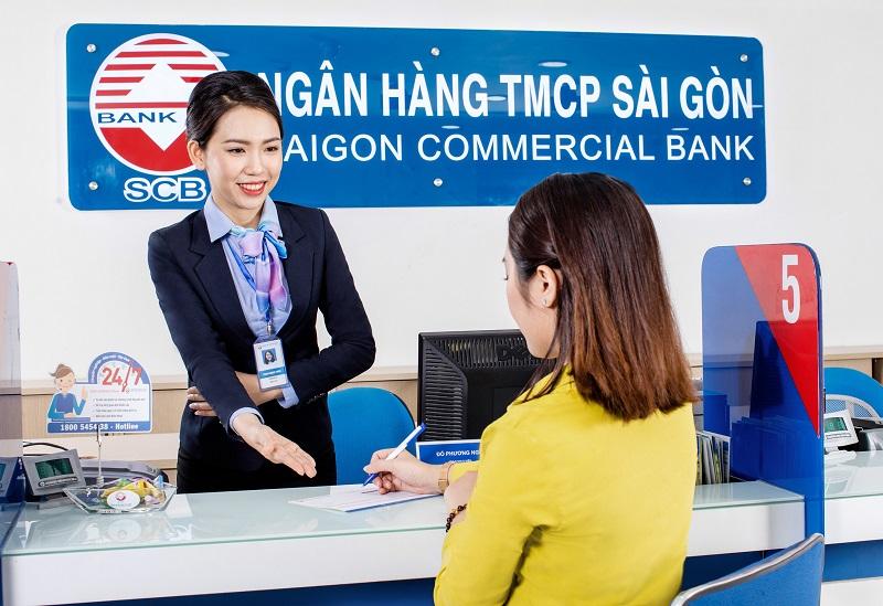 Các chương trình vay của SCB thu hút khách hàng nhờ thủ tục đơn giản và lãi suất ưu đãi