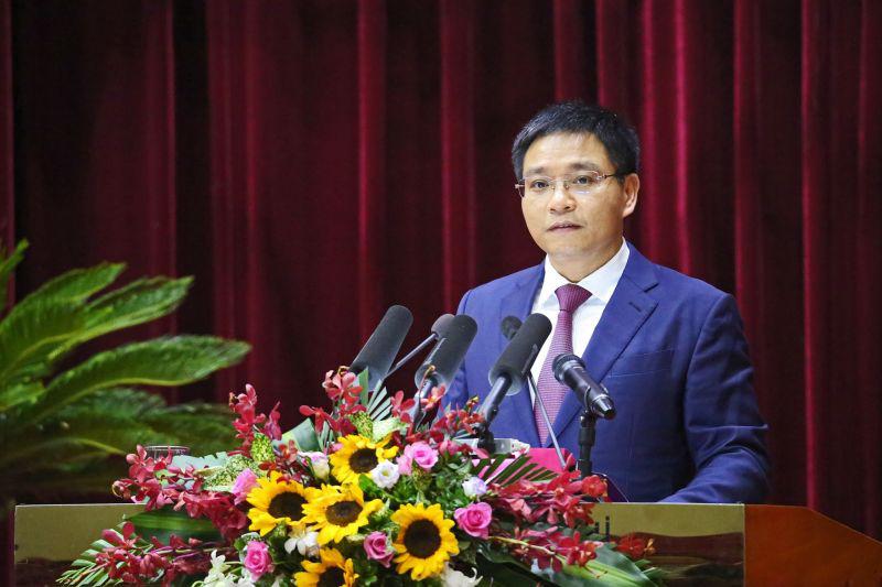 Ông Nguyễn Văn Thắng, Chủ tịch UBND tỉnh Quảng Ninh