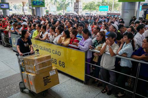 Tân Sơn Nhất đứng cuối bảng chất lượng dịch vụ 6 sân bay trong nước