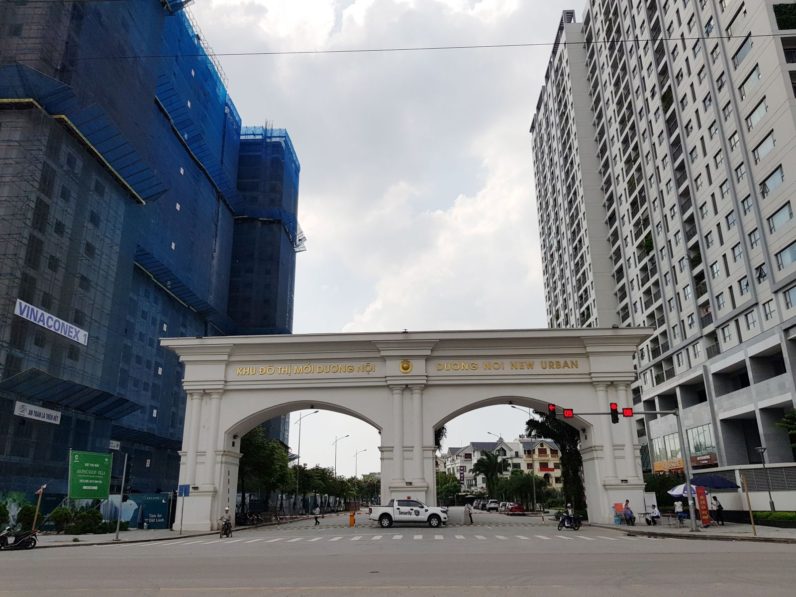 Khu đô thị mới Dương Nội.