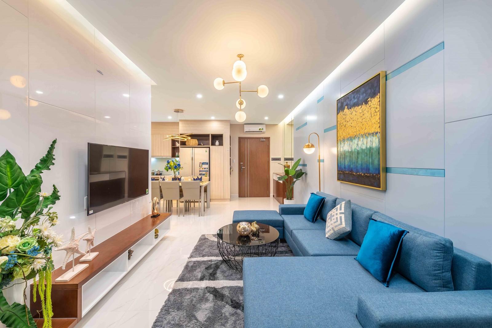 Nhiều dự án có đa dạng loại hình căn hộ từ 1+1PN đến 3PN cho khách hàng dễ dàng lựa chọn, phù hợp với nhu cầu.