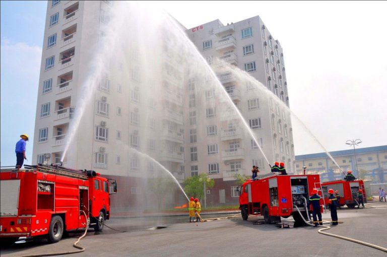 Thủ tướng Chính phủ chỉ đạo tăng cường công tác phòng cháy, chữa cháy. (Nguồn: Internet)
