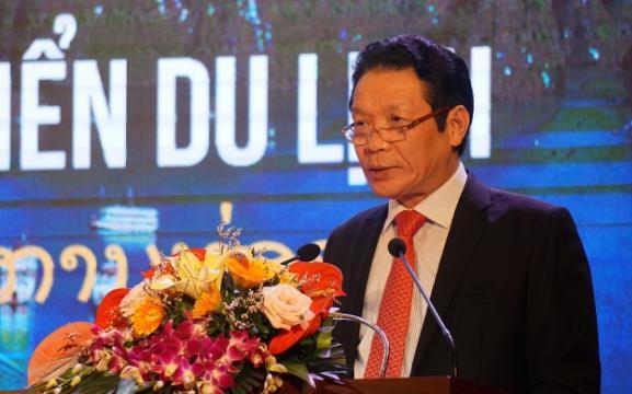 Ông Hoàng Vĩnh Bảo, Thứ trưởng Bộ Thông tin và Truyền thông phát biểu tại hội thảo. Ảnh: Minh Đức