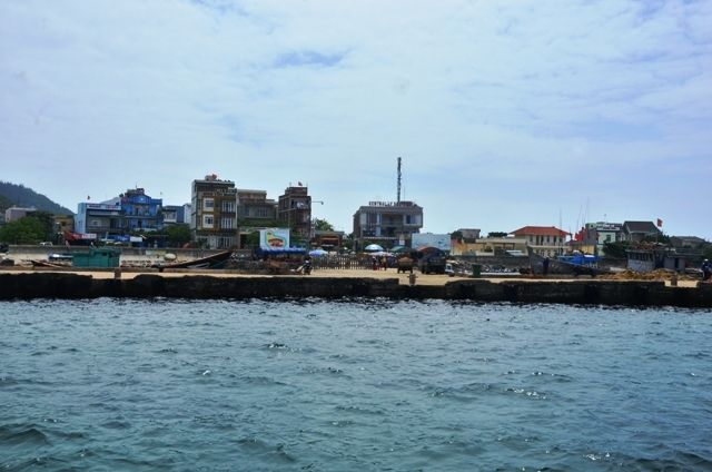 Giá đất mặt tiền ven biển huyện Lý Sơn có giá từ 3-7 tỷ đồng/mảnh