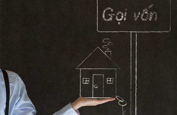 Các doanh nghiệp nhỏ sẽ yếu thế hơn trong việc gọi vốn cho các dự án bất động sản. Ảnh minh họa