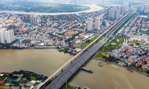 Thị trường bất động sản phía Đông TP.HCM. Ảnh: Quỳnh Trần