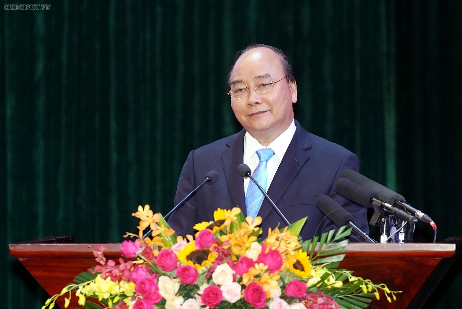 Thủ tướng: Lào Cai sẽ là một điểm sáng lớn trên bản đồ kinh tế Việt Nam