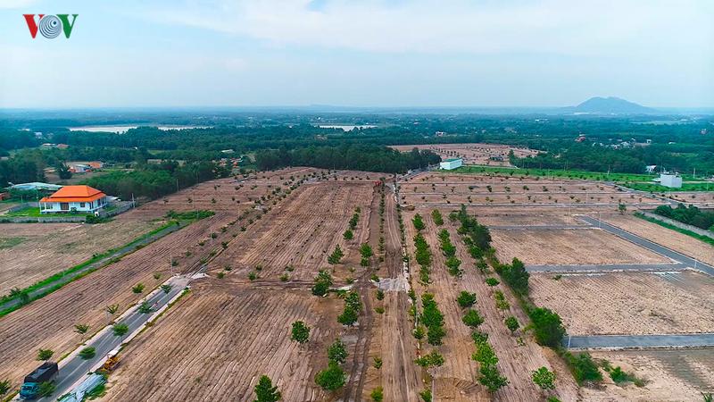 Lô đất rộng hơn 10ha của Alibaba phân phối đất nền sẽ bị cưỡng chế