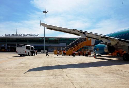 Ông Mai Anh Nhịn đề xuất mở thêm đường bay đến Kiên Giang