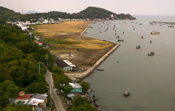 Một góc huyện đảo Kiên Hải. (Ảnh minh họa: Duy Khương/TTXVN)