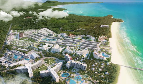 Grand Worlds Phú Quốc một trong những án mới góp phần làm sôi động thị trường