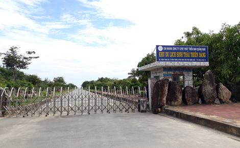 Khu du lịch sinh thái Thiên Đàng
