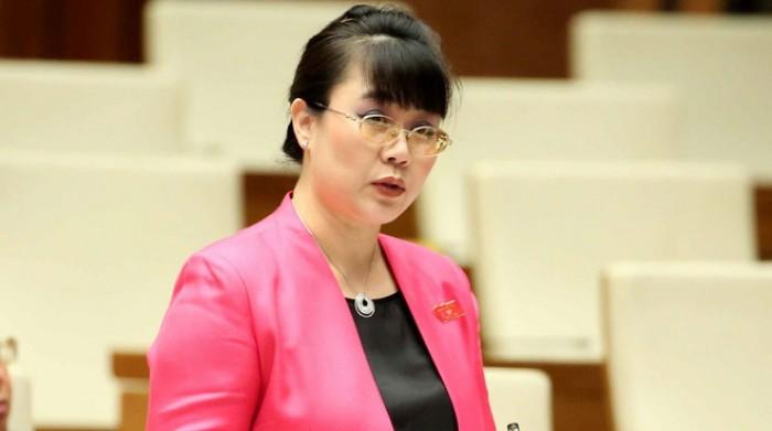 Bà Nguyễn Thị Nguyệt Hường từng là đại biểu Quốc hội khóa XII và XIII.