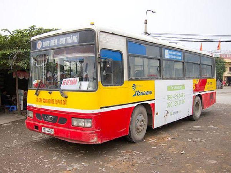 Lộ trình các tuyến xe buýt đi đến Làng Gốm Bát Tràng nhanh và thuận tiện nhất
