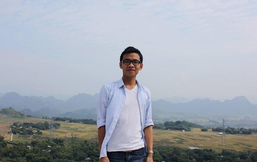 Thư ký Tòa soạn Nguyễn Thành Công.