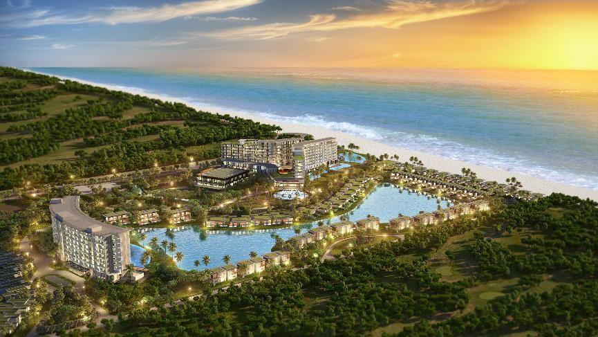 """Mövenpick Resort Waverly Phú Quốc - Sắc lam đảo ngọc, """"báu vật"""" thiên đường"""