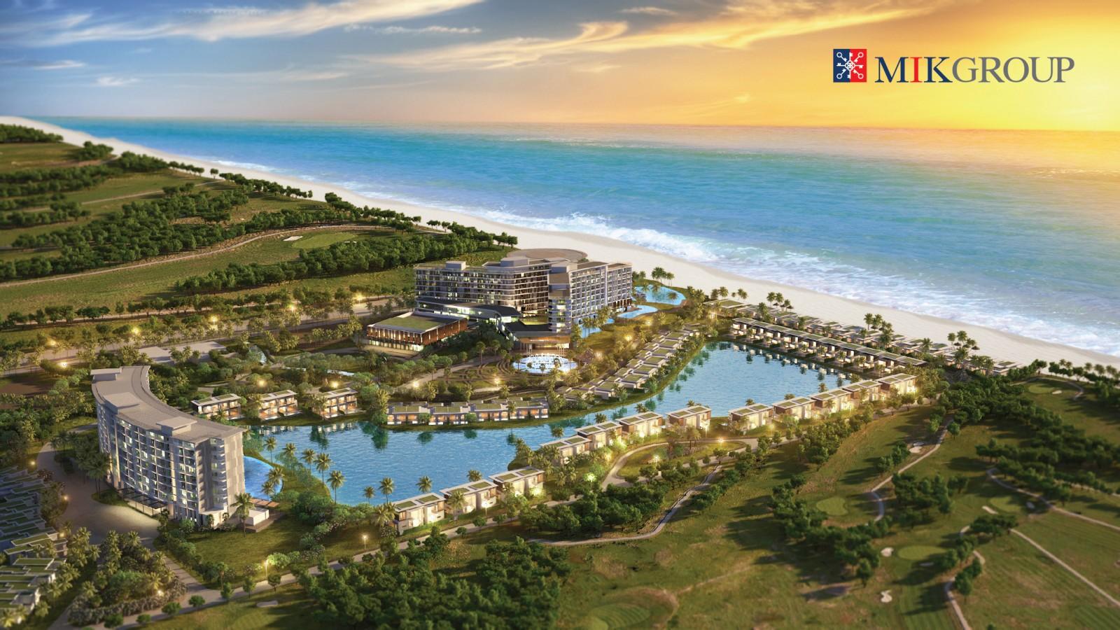 Movenpick Resort Waverly Phú Quốc đạt giải Dự án ven biển tốt nhất.