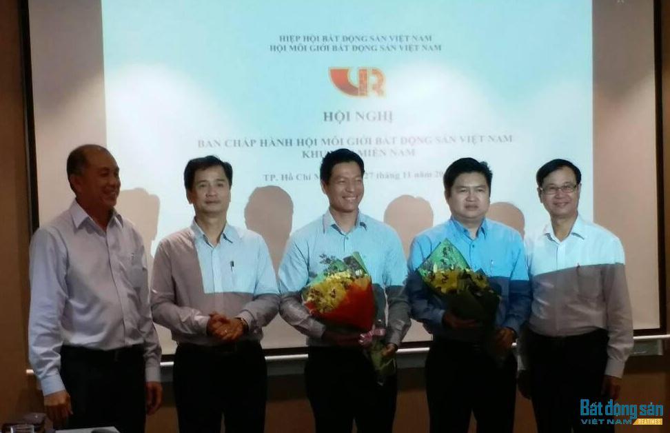 Chúc mừng thành viên mới BCH Hội MGBĐSVN khu vực phía Nam.