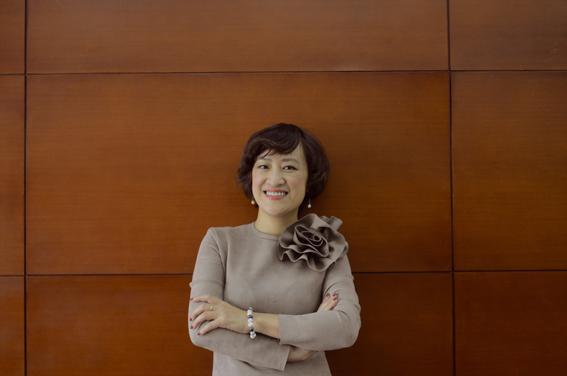PGS. TS. KTS. Phạm Thúy Loan, Phó Viện trưởng Viện Kiến trúc Quốc gia.
