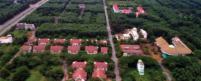 Giá đất nền tại Nhơn Trạch, Đồng Nai tăng mạnh chỉ trong thời gian ngắn. Ảnh: Lê Toàn.