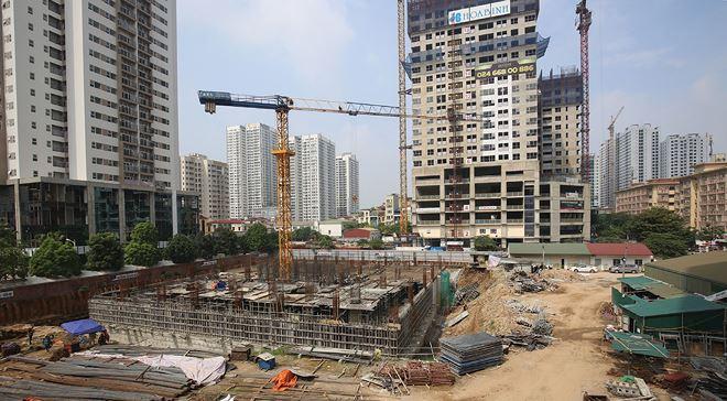 Landmark Holding đang có ý muốn thoái vốn tại Thành An Tower. Ảnh: Dũng Minh.