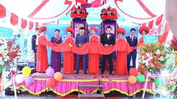 Lộc Sơn Hà Land khai trương văn phòng thứ 7 tại Bình Phước