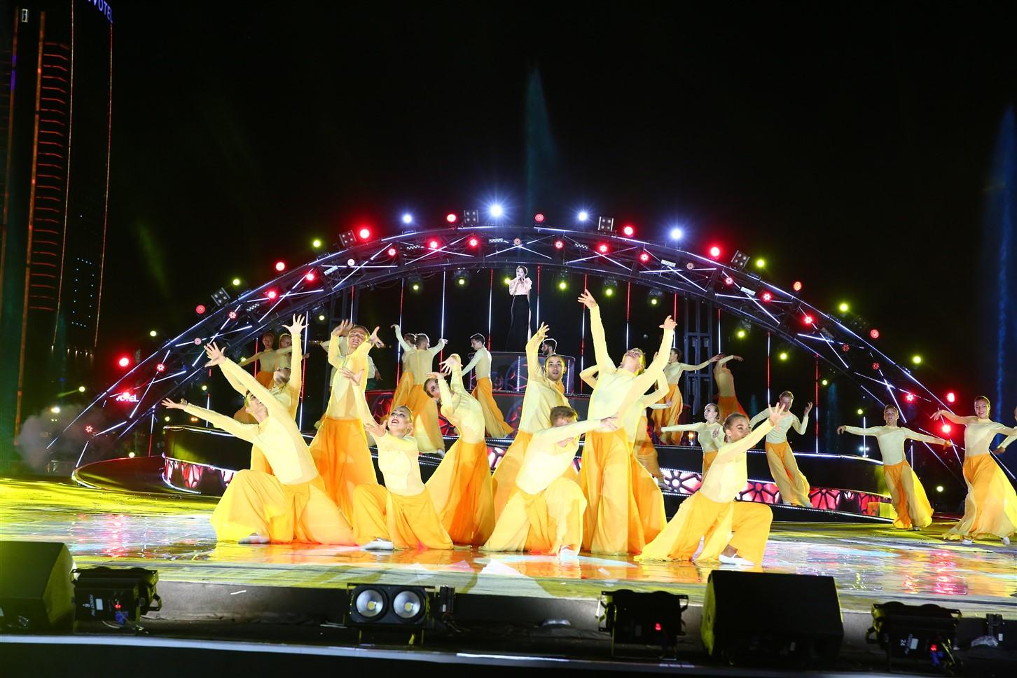 Lễ hội Pháo hoa quốc tế Đà Nẵng DIFF 2018
