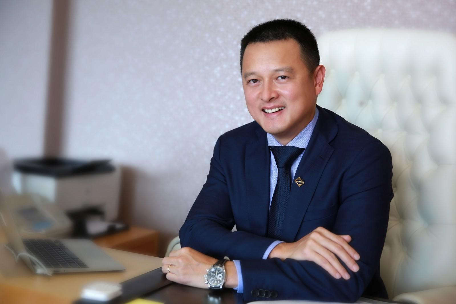 ông Đặng Minh Trường, Chủ tịch HĐQT Tập đoàn Sun Group