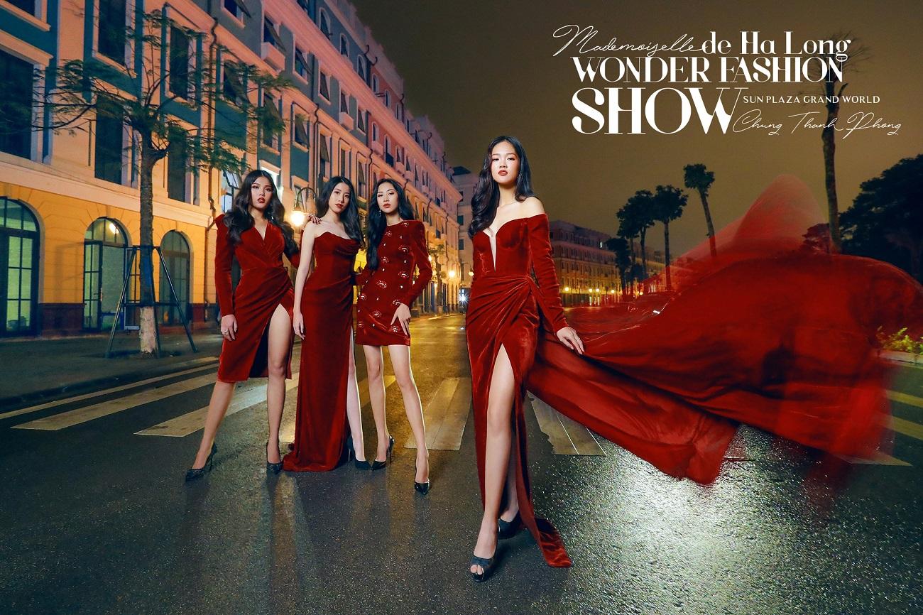 Tới Wonder Fashion Show - Thưởng lãm châu Âu cổ kính những năm 1920s