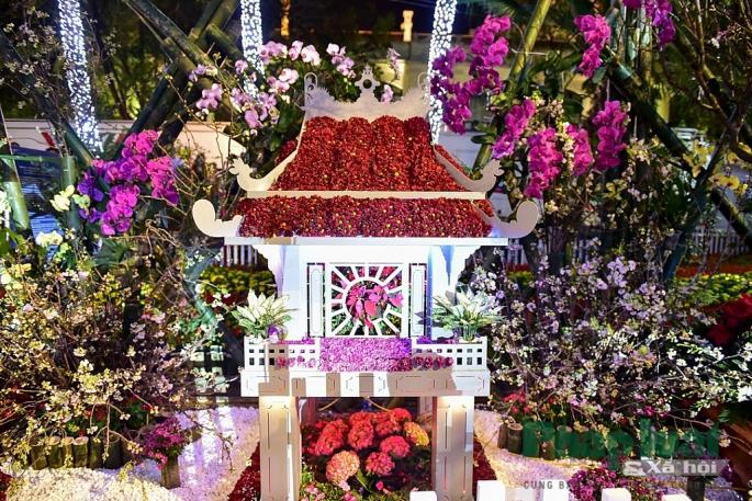 Lễ hội hoa anh đào 2019 sẽ diễn ra từ ngày 29 đến 31-3.