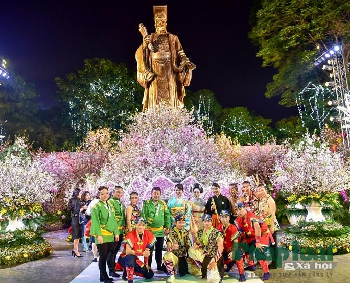 Đây là chương trình do UBND TP Hà Nội phối hợp cùng Đại sứ quán Nhật Bản tổ chức.