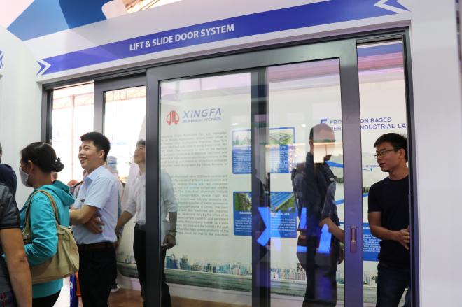 Hệ thống cửa nâng trượt của Xingfa Quảng Đông