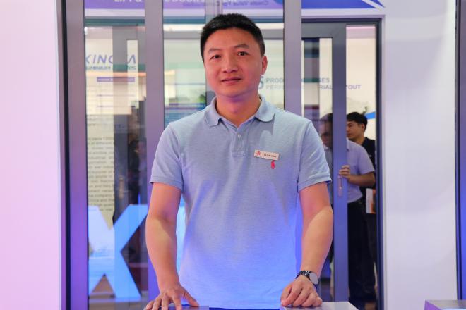 Ông Tạ Thụ Dình – Đại diện của Xingfa Quảng Đông tại Việt Nam
