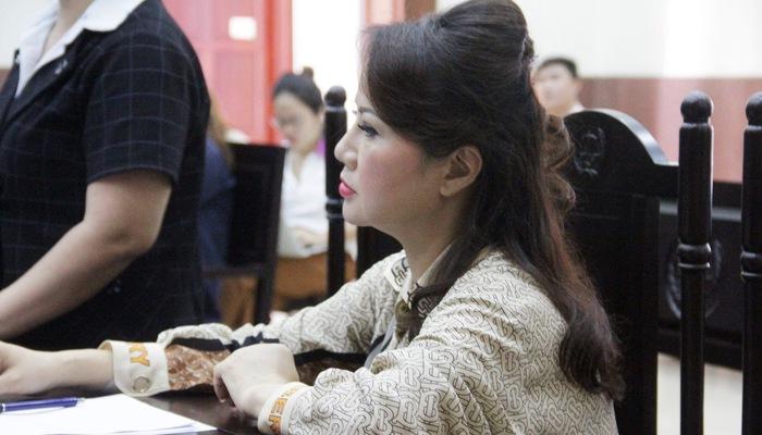 Bà Chu Thị Bình.