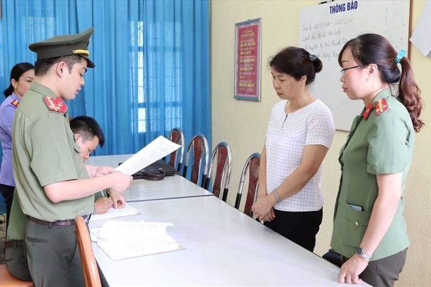 Vụ gian lận thi cử ở Sơn La, nhiều cán bộ bị khởi tố.